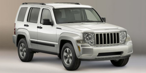 Фото Jeep Liberty II Sport
