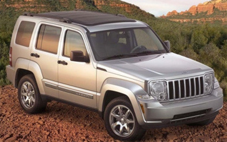 Фото Jeep Liberty II
